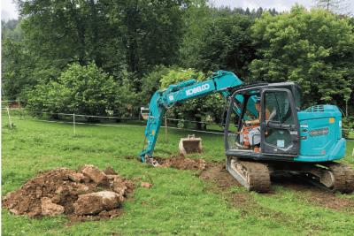 L'étude de perméabilité des sols