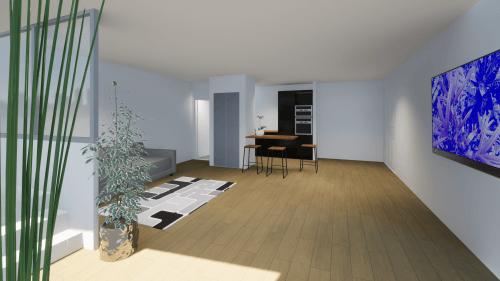 Besançon Chaprais – Spécial Investisseurs T2 de 58 m² au 9 rue du Châteaurose